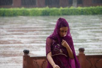 Сезон дождей в Агре
