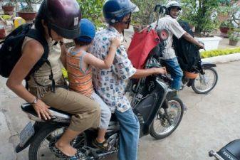 Мото такси во Вьетнаме