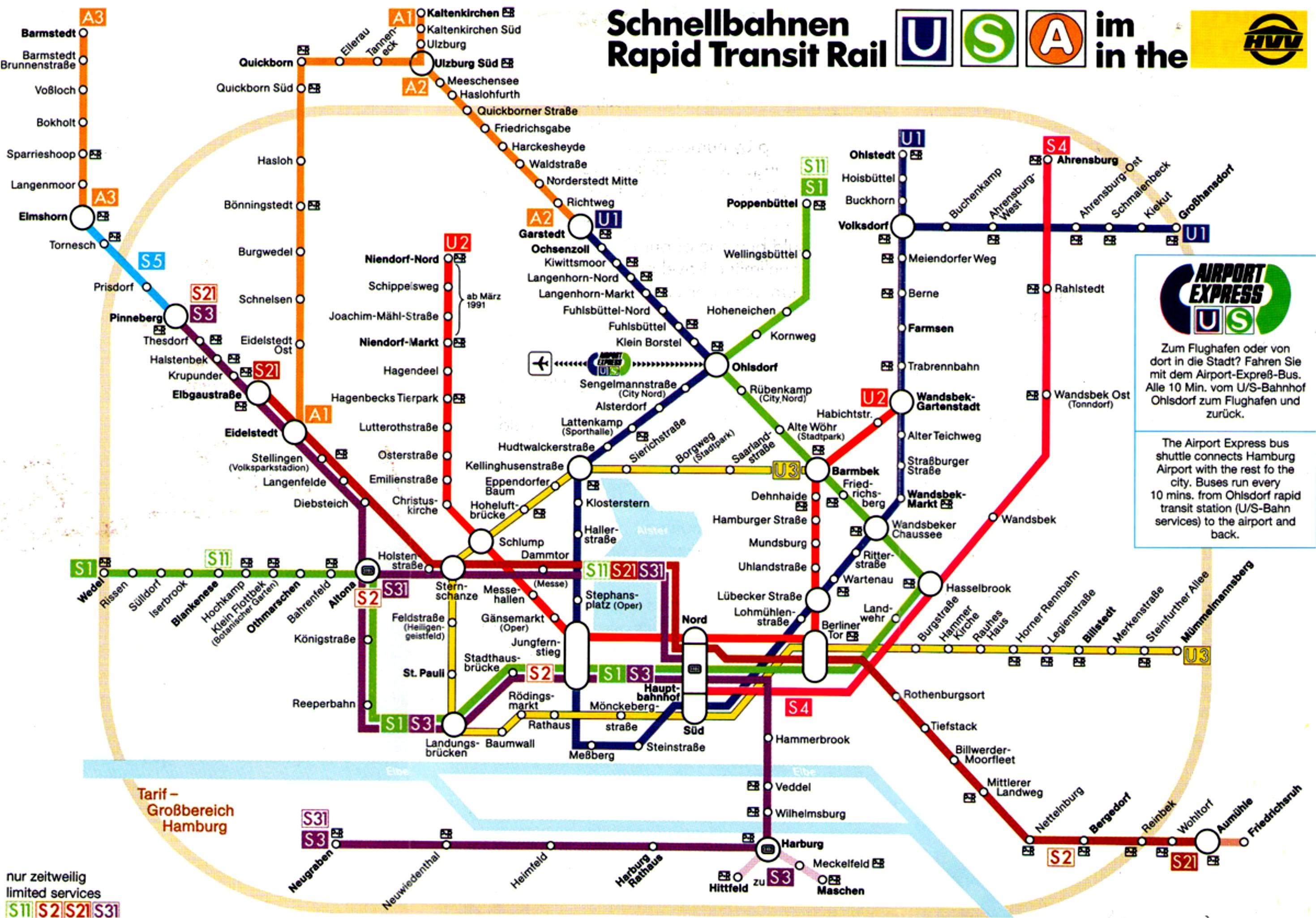 Karta Gamburga