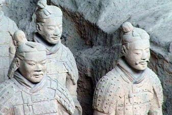 Китай фото – Терракотовая армия