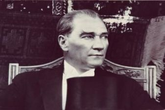 Турция фото– Кемаль Ататюрк