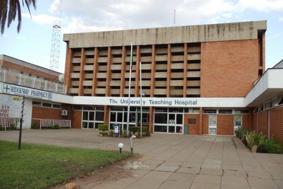 Лусака фото – Клиника University Teaching Hospital