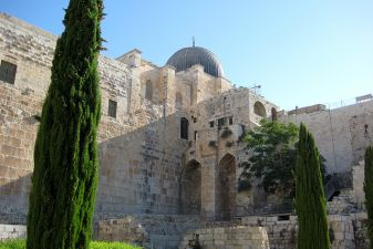 Лето в Иерусалиме