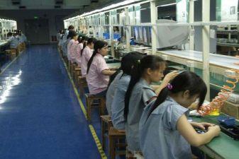 Китай фото – фабрика в Китае