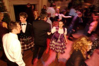 Шотландская танцевальная вечеринка кейли