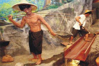 Пхукет фото – Китайские шахтеры во время оловянного бума
