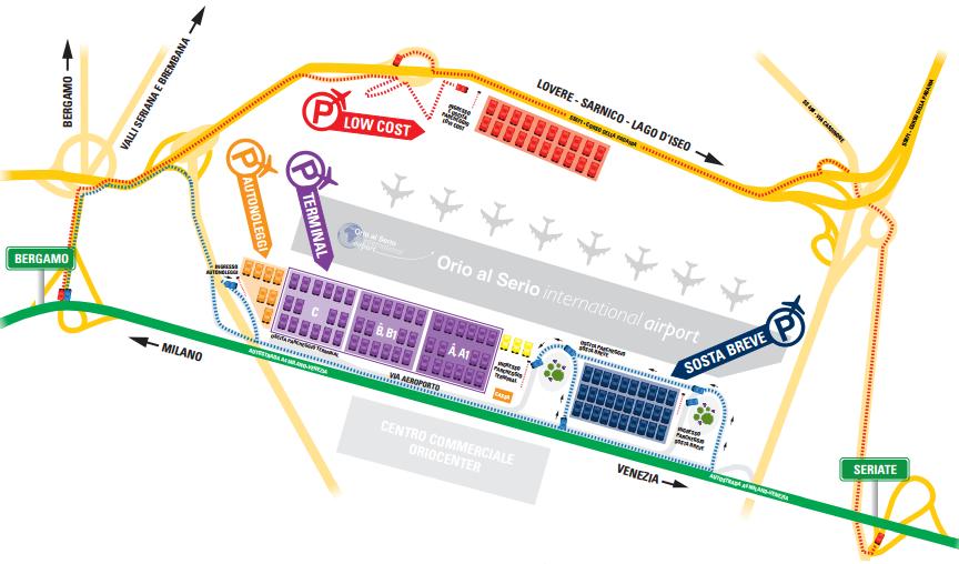 до/из аэропорта до Милана