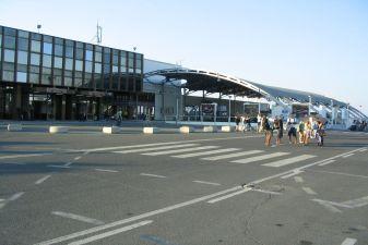 Аэропорт в Бургасе