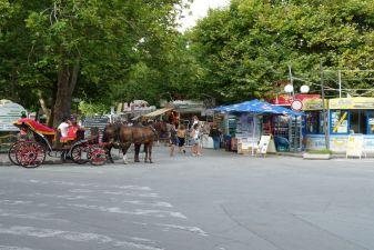 Албена фото – Курортная улица