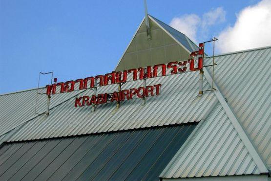 Тайланд фото – Аэропорт Краби