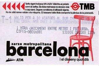 Испания фото – Билет Т1 на 10 поездок