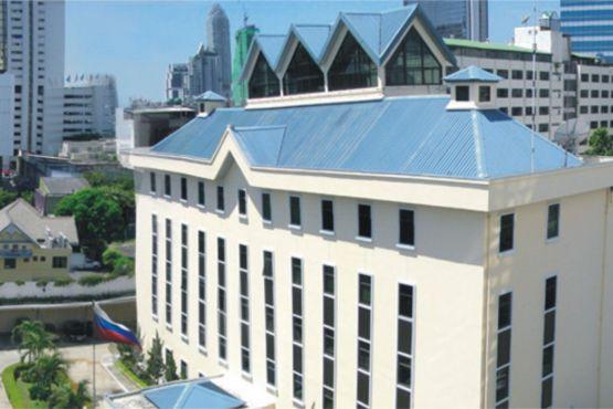 Тайланд фото – Здание посольства России в Бангкоке