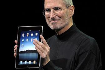 Стив Джобс, основатель Apple