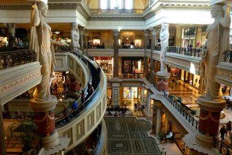 Магазины в отеле в Лас-Вегасе