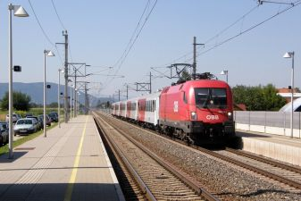 Скоростной поезд в аэропорт