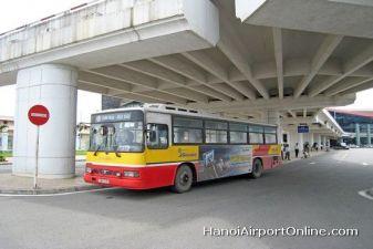 Ханой фото – Автобус из аэропорта