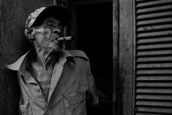 Куба фото– Местный житель