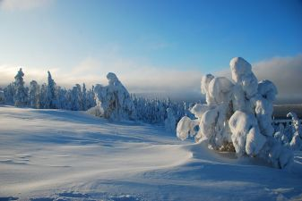 Финляндия фото – Зима в Финляндии