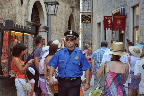 Черногорский страж порядка