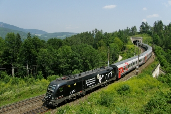 Железнодорожный транспорт во Франции – Арриво