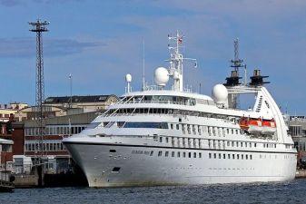 Финляндия фото – Круизный лайнер в Хельсинки