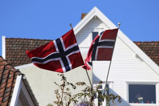 Флаги Норвегии