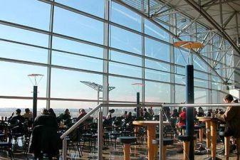 Аэропорт Леонардо да Винчи в Риме