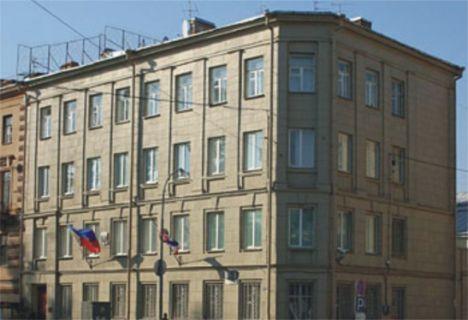 Тайланд фото – Здание консульства Тайланда в Санкт-Петербурге