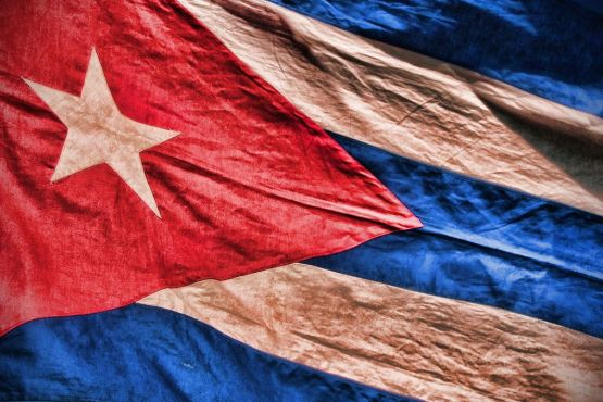 Куба фото– кубинский флаг