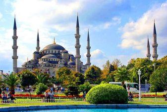 Лето в Стамбуле