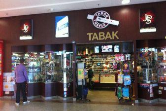 Магазин Tabak Trafik