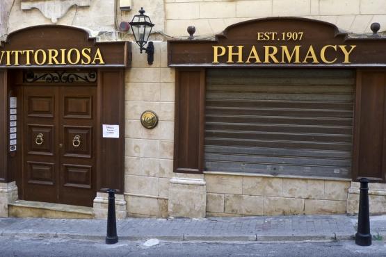 Старая аптека в Биргу