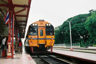 Хуа Хин фото – Вокзал Хуа Хина
