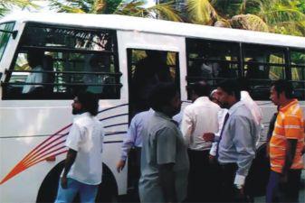 Мале фото – Первый общественный транспорт в Мале