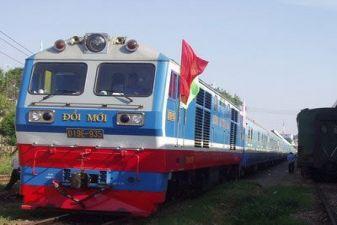 Железнодорожный транспорт во Вьетнаме