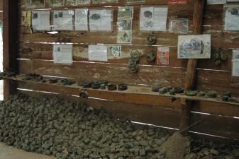 Найденные мины