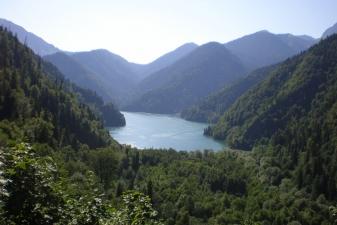 Лето в Абхазии