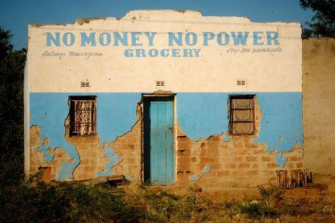 Замбия фото – Магазин с говорящим названием «Сила в деньгах»