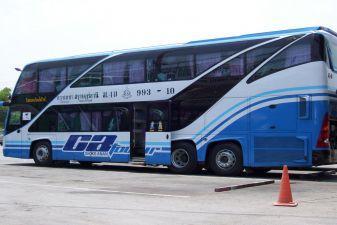 Тайланд фото – Междугородний автобус