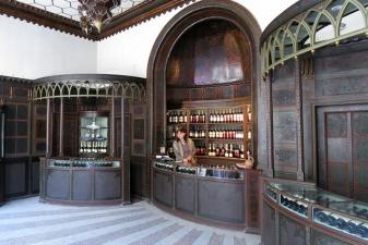 Винный магазин в Батуми