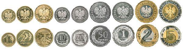Польша фото– Польский грош