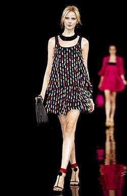 Платье от Армани