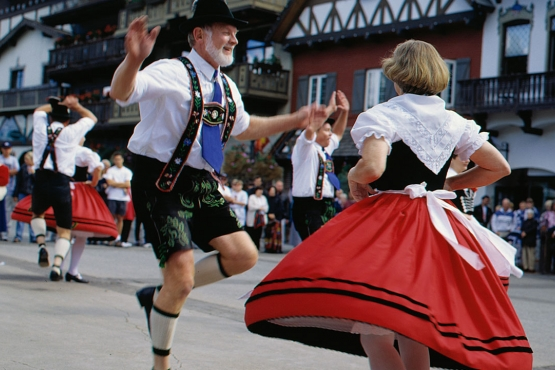 Фольклорные танцы
