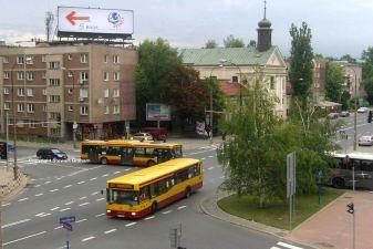 Польша фото– Городской автобус