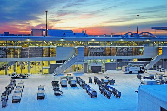 Хельсинки фото– Аэропорт Хельсинки