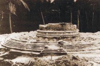 Мальдивы фото – Остатки буддистской ступы