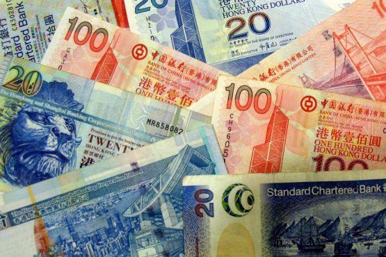 Гонконг фото – гонконгские доллары