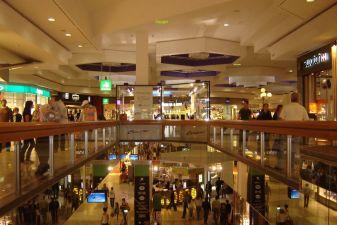 Торговый центр в Вене