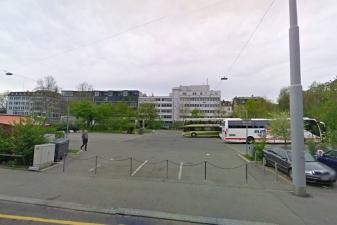 Автовокзал в Цюрихе