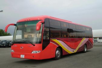 Междугородные автобусы во Вьетнаме